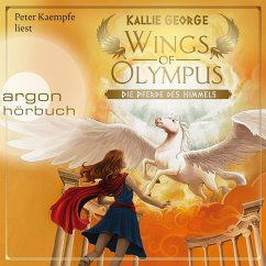 Die Pferde des Himmels / Wings of Olympus Bd.1 (MP3-Download) - George, Kallie
