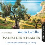 Das Nest der Schlangen / Commissario Montalbano Bd.21 (MP3-Download)