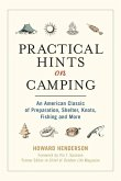 Practical Hints on Camping (eBook, ePUB)