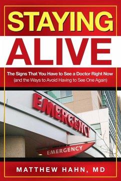 Staying Alive (eBook, ePUB) - Hahn, Matthew