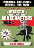 Gut-Busting Puns for Minecrafters (eBook, ePUB)