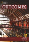 Outcomes - Second Edition A0/A1.1: Beginner - Student's Book and Workbook (Combo Split Edition A) + Audio-CD + DVD-ROM
