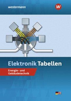 Elektronik Tabellen Energie- und Gebäudetechnik - Dzieia, Michael; Hübscher, Heinrich; Jagla, Dieter; Klaue, Jürgen; Petersen, Hans-Joachim; Wickert, Harald