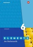Elemente der Mathematik SI 6. Arbeitsheft. G9 in Nordrhein-Westfalen