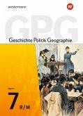 Geschichte - Politik - Geographie (GPG) 7. Schülerband. Mittelschulen in Bayern
