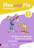 Flex und Flo. Themenheft Größen und Messen - Daten und Zufall: Verbrauchsmaterial. Bayern