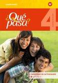Qué pasa 4. Cuaderno de actividades mit Audio-CD für Schüler