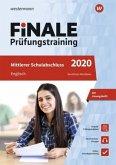 FiNALE Prüfungstraining 2020 Mittlerer Schulabschluss Nordrhein-Westfalen. Englisch