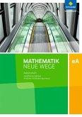 Mathematik Neue Wege SII. Qualifikationsphase eA Leistungskurs: Arbeitsheft mit Lösungen. Niedersachsen