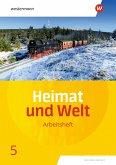 Heimat und Welt 5. Arbeitsheft. Sachsen-Anhalt