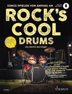 Rock's Cool DRUMS - Kürzinger, Martin