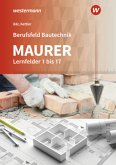 Berufsfeld Bautechnik Maurer. Schülerband. Lernfelder 1-17
