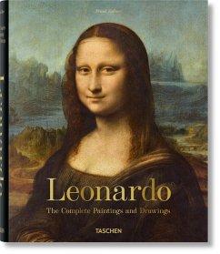 Leonardo. Sämtliche Gemälde und Zeichnungen - Zöllner, Frank; Nathan, Johannes