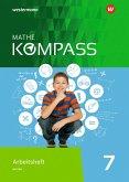 Mathe Kompass 7. Arbeitsheft mit Lösungen. Bayern