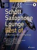 Schott Saxophone Lounge - BEST OF, Alto Saxophone