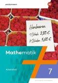 Mathematik 7. Arbeitsheft mit Lösungen. Regionale Schulen in Mecklenburg-Vorpommern