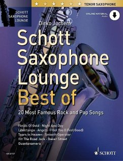 Schott Saxophone Lounge - Best of, Tenor-Saxophon