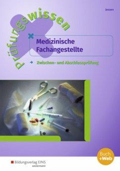 Prüfungswissen Medizinische Fachangestellte - Jessen, Andrea