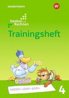 Denken und Rechnen 4. Zusatzmaterialien. Trainingsheft