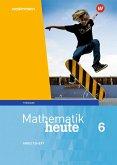 Mathematik heute 6. Arbeitsheft mit Lösungen. Thüringen