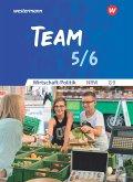 TEAM 5 / 6. Arbeitsbuch. Gymnasien (G9) in Nordrhein-Westfalen - Neubearbeitung
