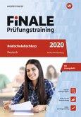 FiNALE Prüfungstraining 2020 Realschulabschluss Baden-Württemberg. Deutsch