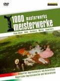 1000 Meisterwerke - Ungarische Impressionisten und Naturalisten / Hungarian Impressionists and Naturalists, 1 DVD