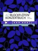 Altblockflöten-Konzertbuch