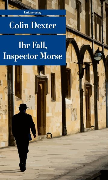 Buch-Reihe Ein Fall für Inspector Morse