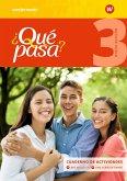 Qué pasa - Ausgabe 3. Cuaderno de actividades mit Lernsoftware und Audio-CD für Schüler