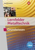 Lernfelder Metalltechnik. Grundwissen. Schülerband