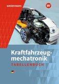 Kraftfahrzeugmechatronik. Tabellenbuch