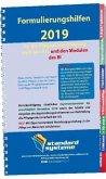 Formulierungshilfen 2019 für die Pflegeprozessplanung nach den ATL