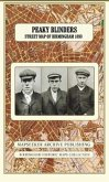 Peaky Peaky Blinders Street Map of Birmingham 1892