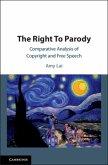 Right To Parody (eBook, PDF)