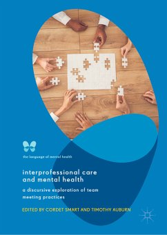 Interprofessional Care and Mental Health (eBook, PDF)