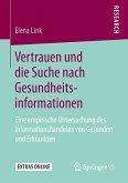 Vertrauen und die Suche nach Gesundheitsinformationen (eBook, PDF)