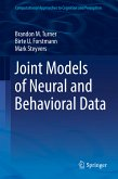 Joint Models of Neural and Behavioral Data (eBook, PDF)