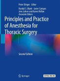 Principles and Practice of Anesthesia for Thoracic Surgery (eBook, PDF)