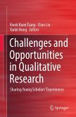 Challenges and Opportunities in Qualitative Research (eBook, PDF)