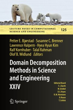 Domain Decomposition Methods in Science and Engineering XXIV (eBook, PDF)