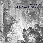 König Artus und die Ritter der Tafelrunde, MP3-CD