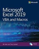 Microsoft Excel 2019 VBA and Macros (eBook, ePUB)