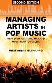 Managing Artists in Pop Music (eBook, ePUB)