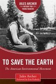 To Save the Earth (eBook, ePUB)