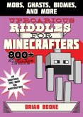 Uproarious Riddles for Minecrafters (eBook, ePUB)
