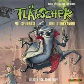 Mit Spürnase und Stinkkanone / Flätscher Bd.3 (MP3-Download)