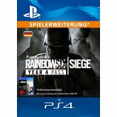 Tom Clancy's Rainbow Six Siege Year 4 Pass - Deutsches PSN-Konto (Download)