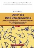 Opfer des DDR-Dopingsystems