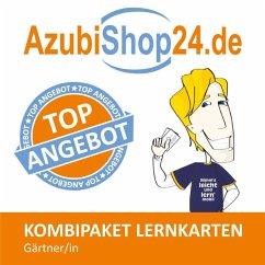 AzubiShop24.de Kombi-Paket Gärtner/-in + Wirtschafts- und Sozialkunde - Rung-Kraus, Michaela; Huppert-Schirmer, Claudia